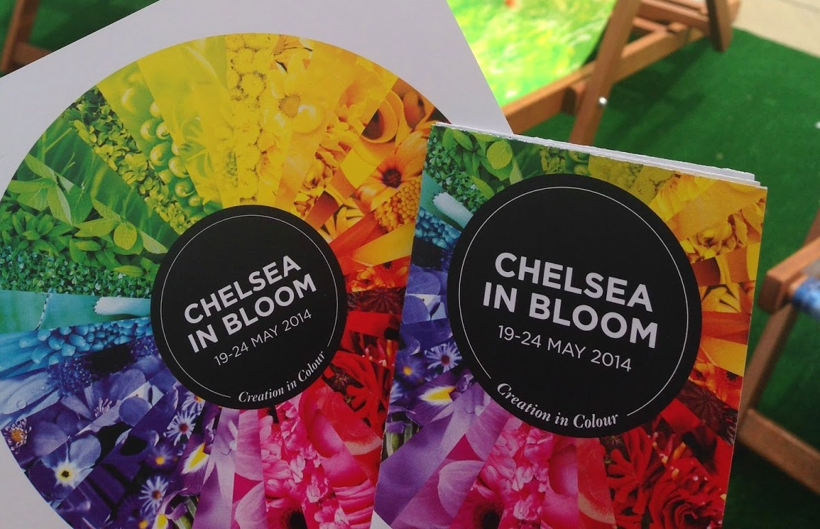 Durch die Blume – Chelsea in Bloom