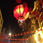 DAILY SCHMANKERL : Chinatown, Chinese New Year, London