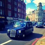 LONDON : Cabbies and their loved ones