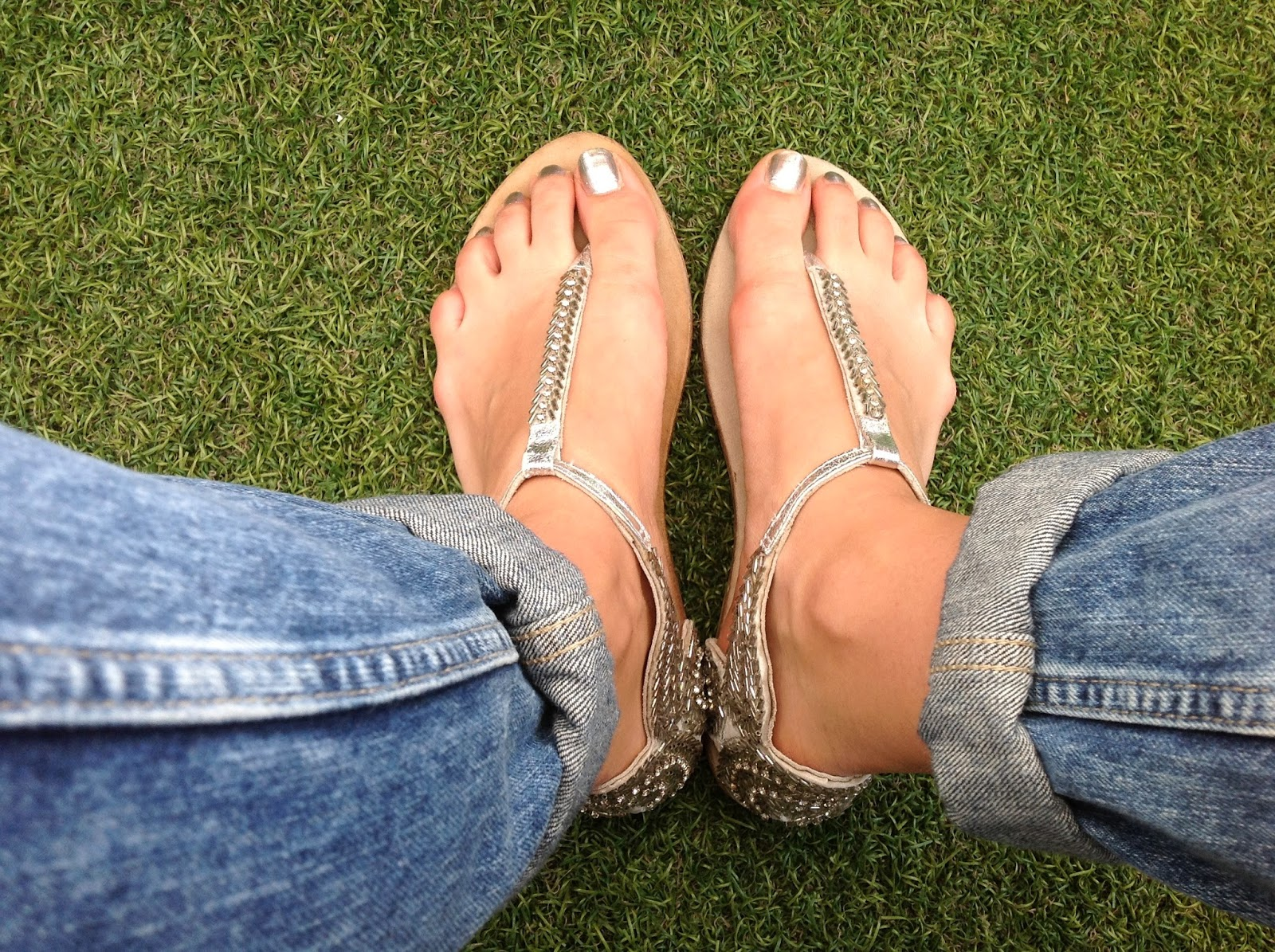 Last Sandal Shoefie this Year…