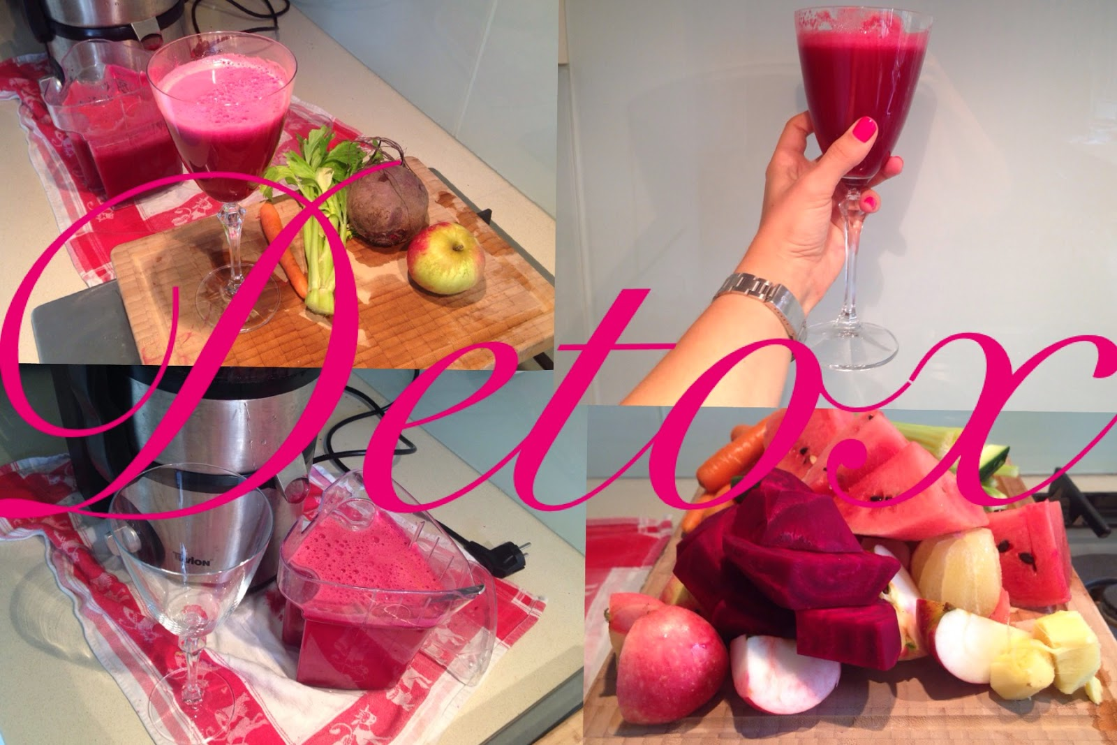 Time for a Detox Juice!