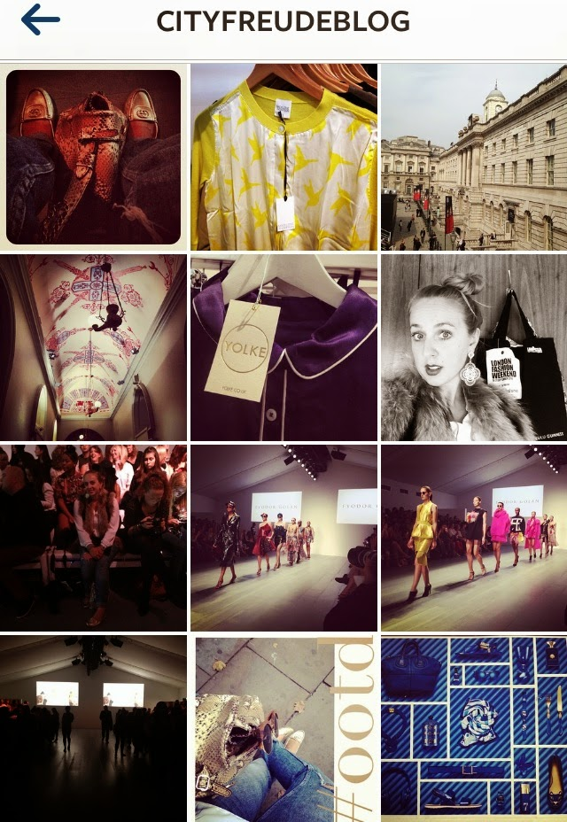 Daily Schmankerl : Fashion Weekend Impressions