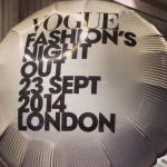VOGUE Fashion's Night Out London