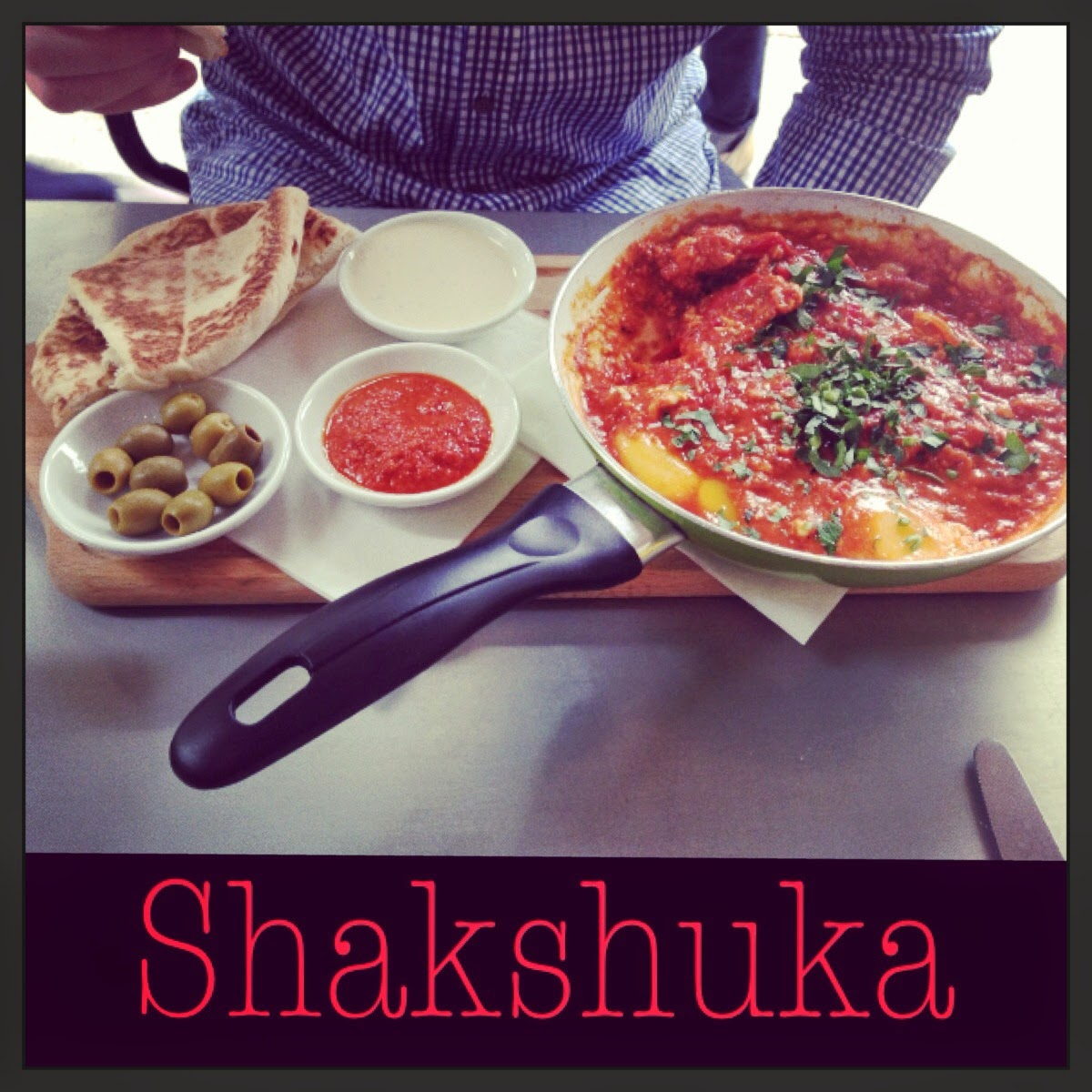 Shakshuka for Breakfast – it doesn't get any better