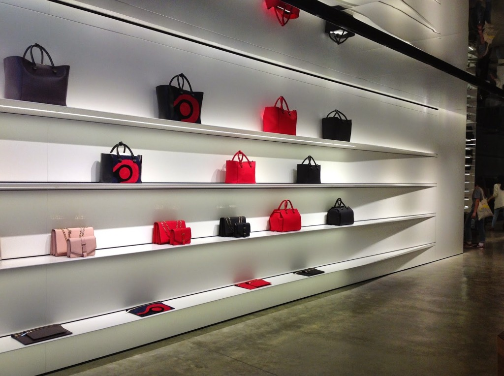 Victoria Beckham Store Mayfair London City Freude Blog 0