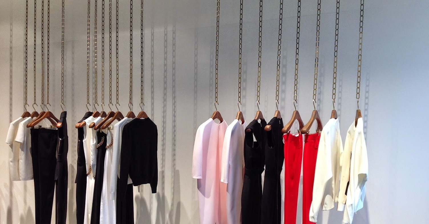 Spotted : Victoria Beckham Store in Mayfair