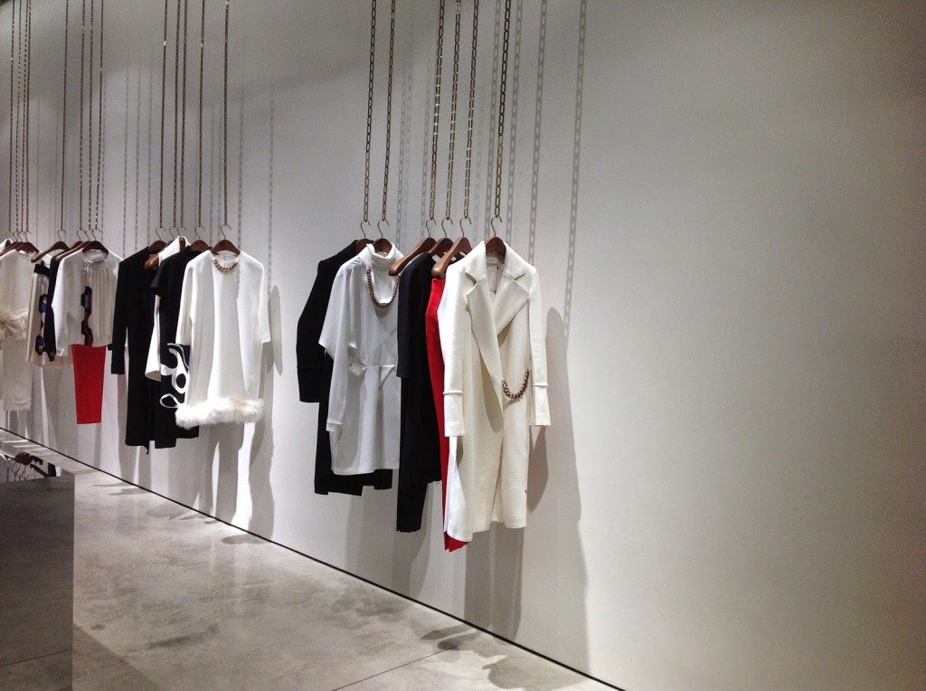 Victoria Beckham Store Mayfair London City Freude Blog 55