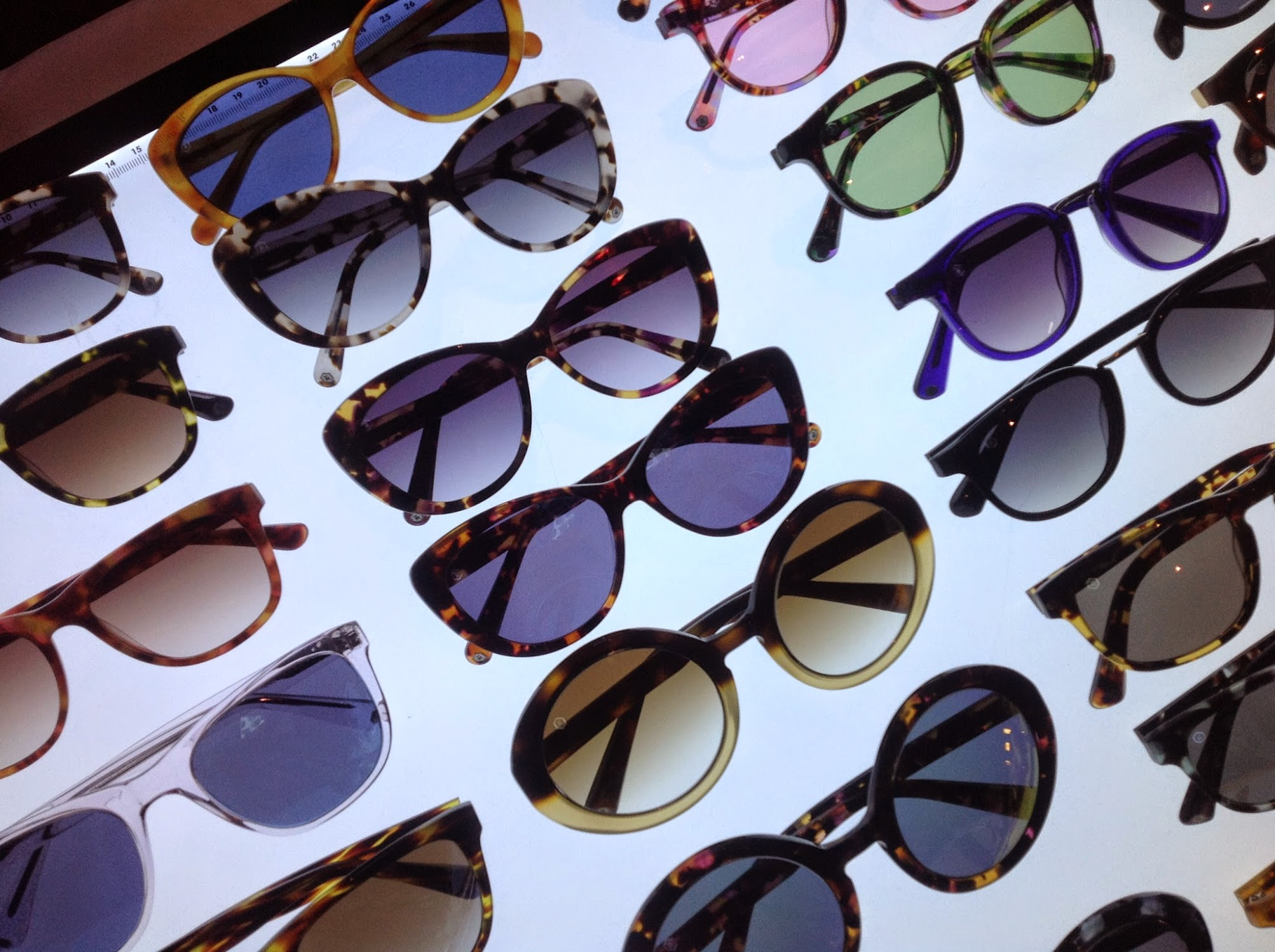 London Label to watch : Taylor Morris Eyewear