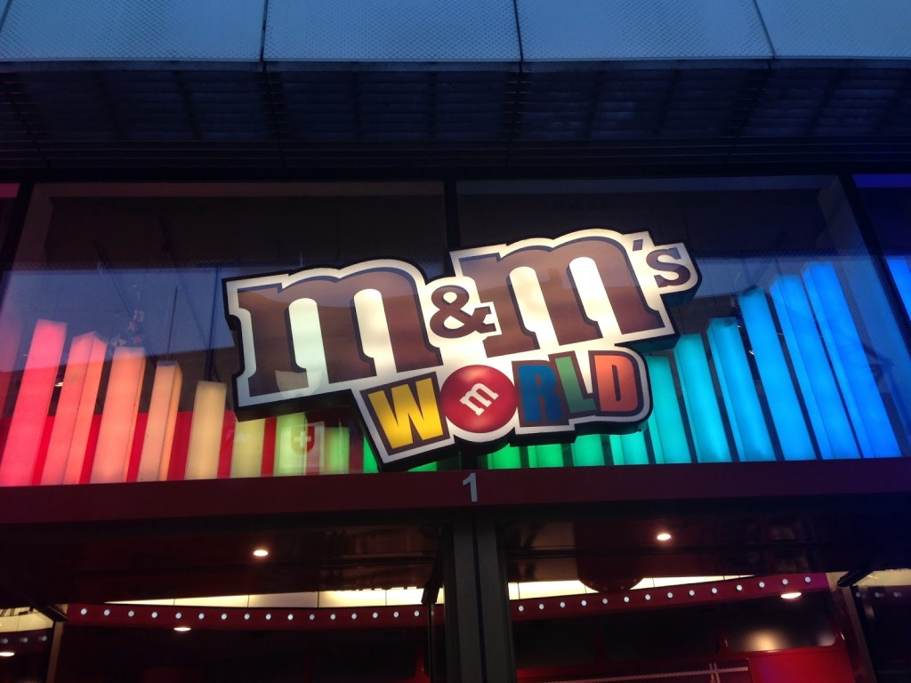 M&M's World Store