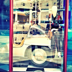 Fashion Reflection @ Harrods