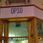 Greek Dinner at OPSO