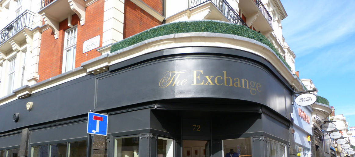 The Exchange in Kensington