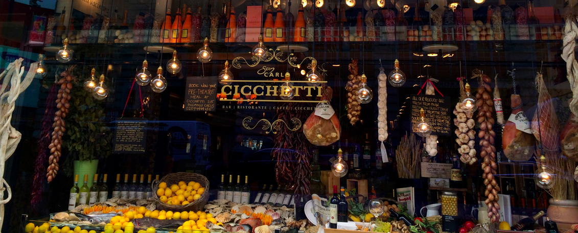 Authentic Italian Food at Cicchetti