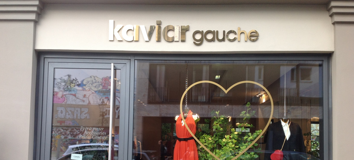 Berlin Label to watch : Kaviar Gauche