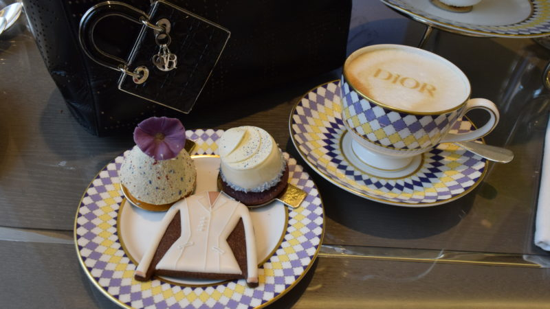 Afternoon Tea with Dior