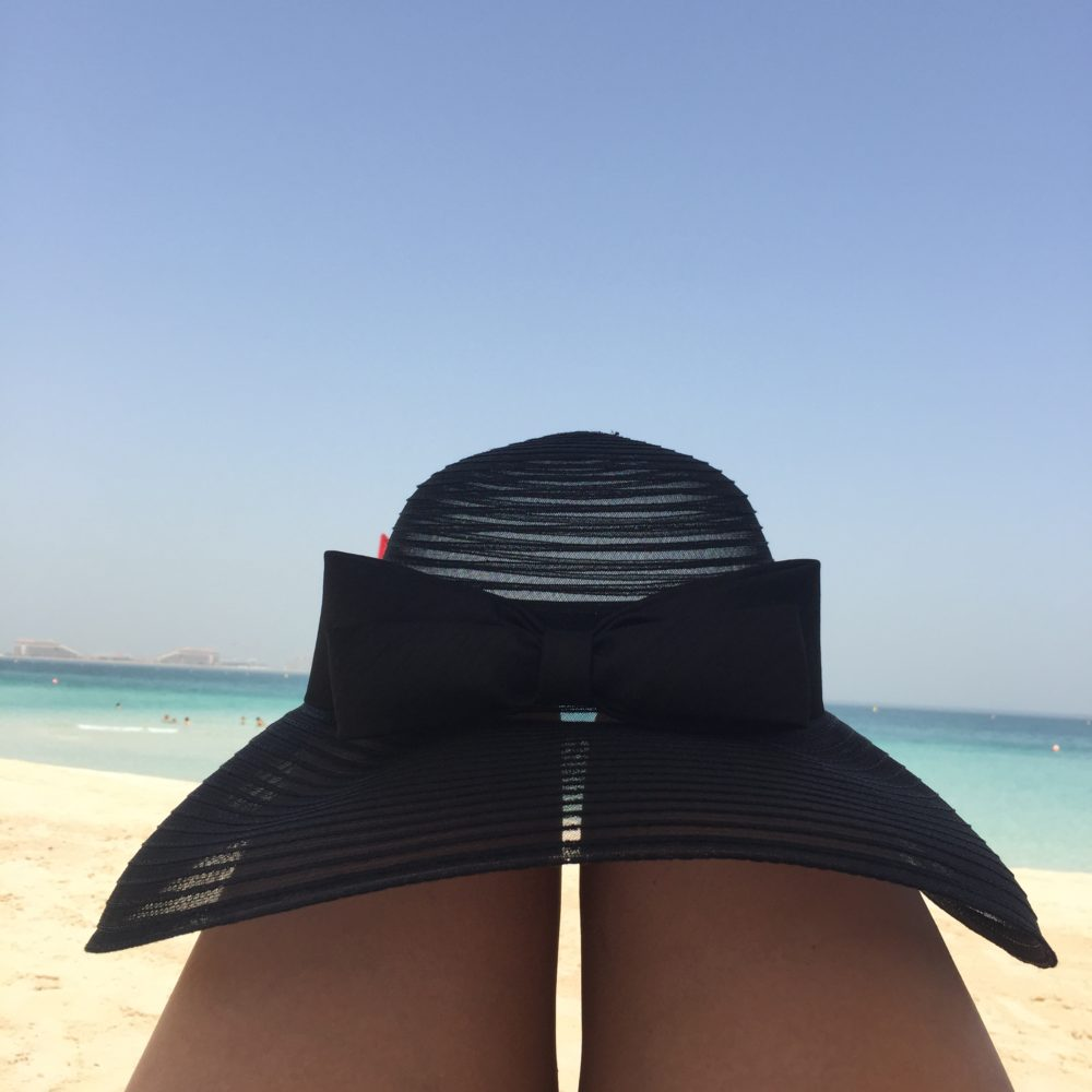 Dubai Beach Girl 22