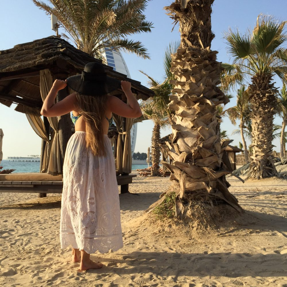 Dubai Beach Girl 27