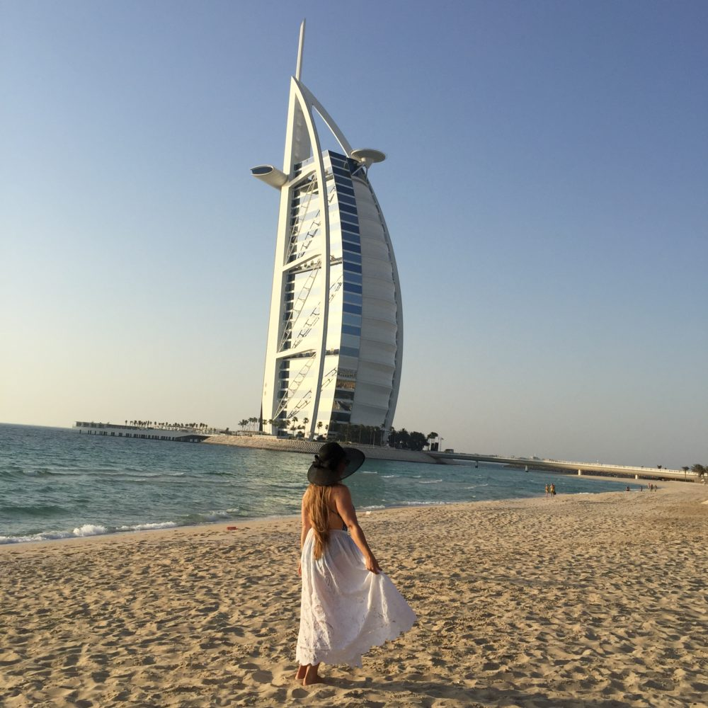 Dubai Beach Girl 3