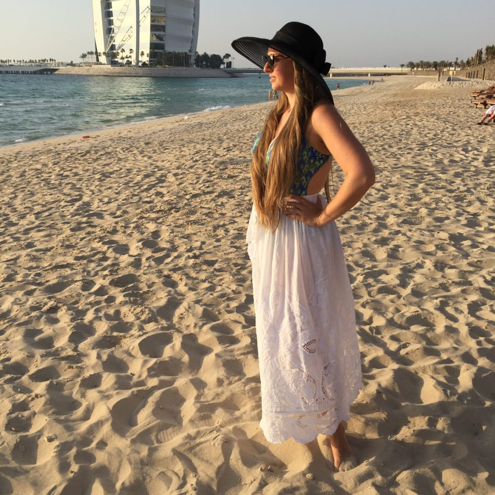 Beach Girl Dubai 9