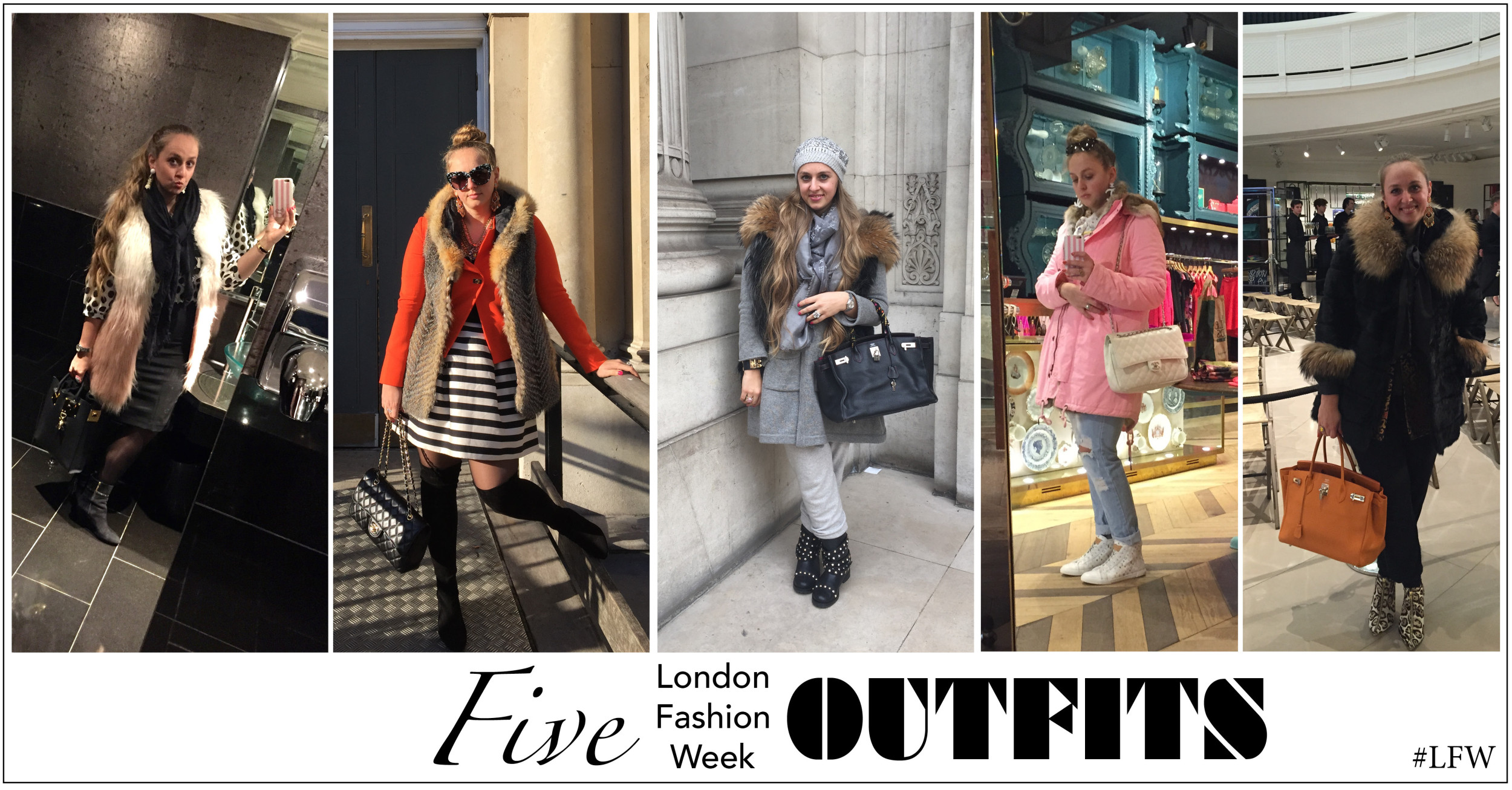 OUTFITS London Fashion Week