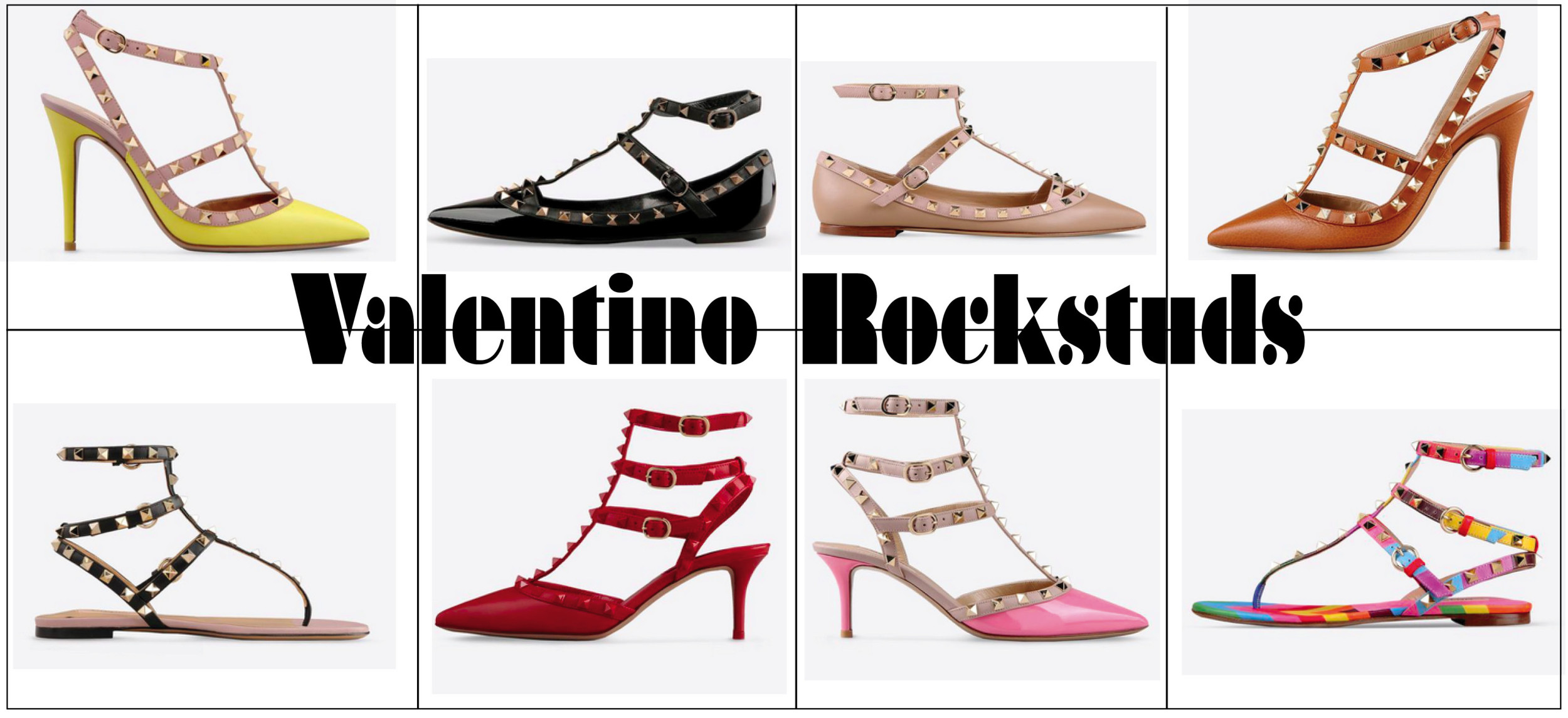 Pages Valentino Rockstuds