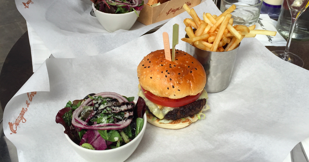 The Burger & Lobster Experience