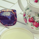 Me and my Mint Tea – a big love