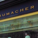Spotted – a Schumacher Store in London!