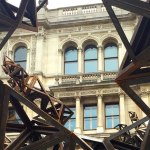 New Art Installation at the RA
