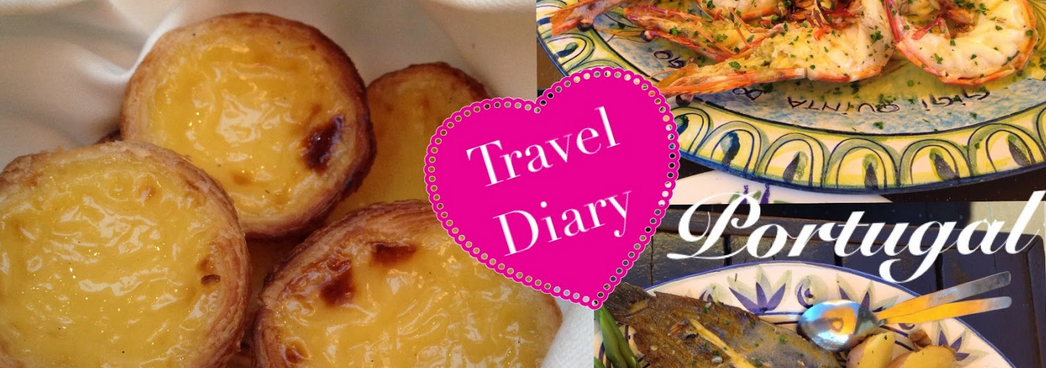 Portugal Travel Diary // The Food