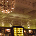 Dining like a Queen at Berners Tavern