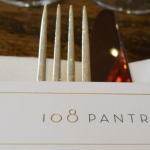 High Tea at 108 Pantry