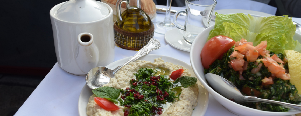 Best Lebanese Mezze in London