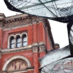Elytra Installation at the V&A