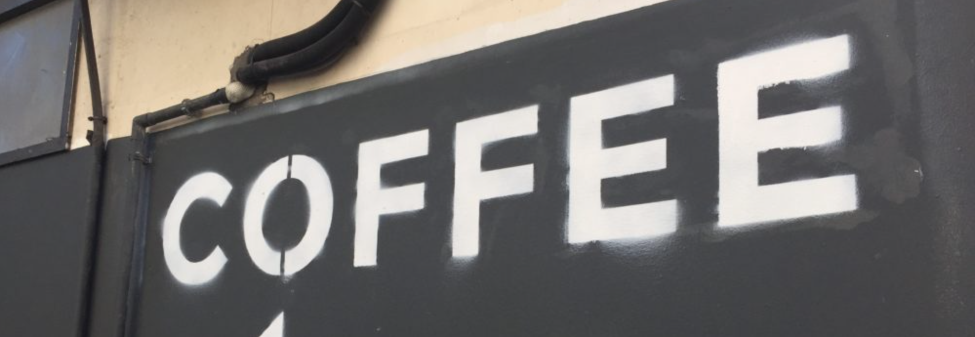 Newest Coffee Shop from NZ