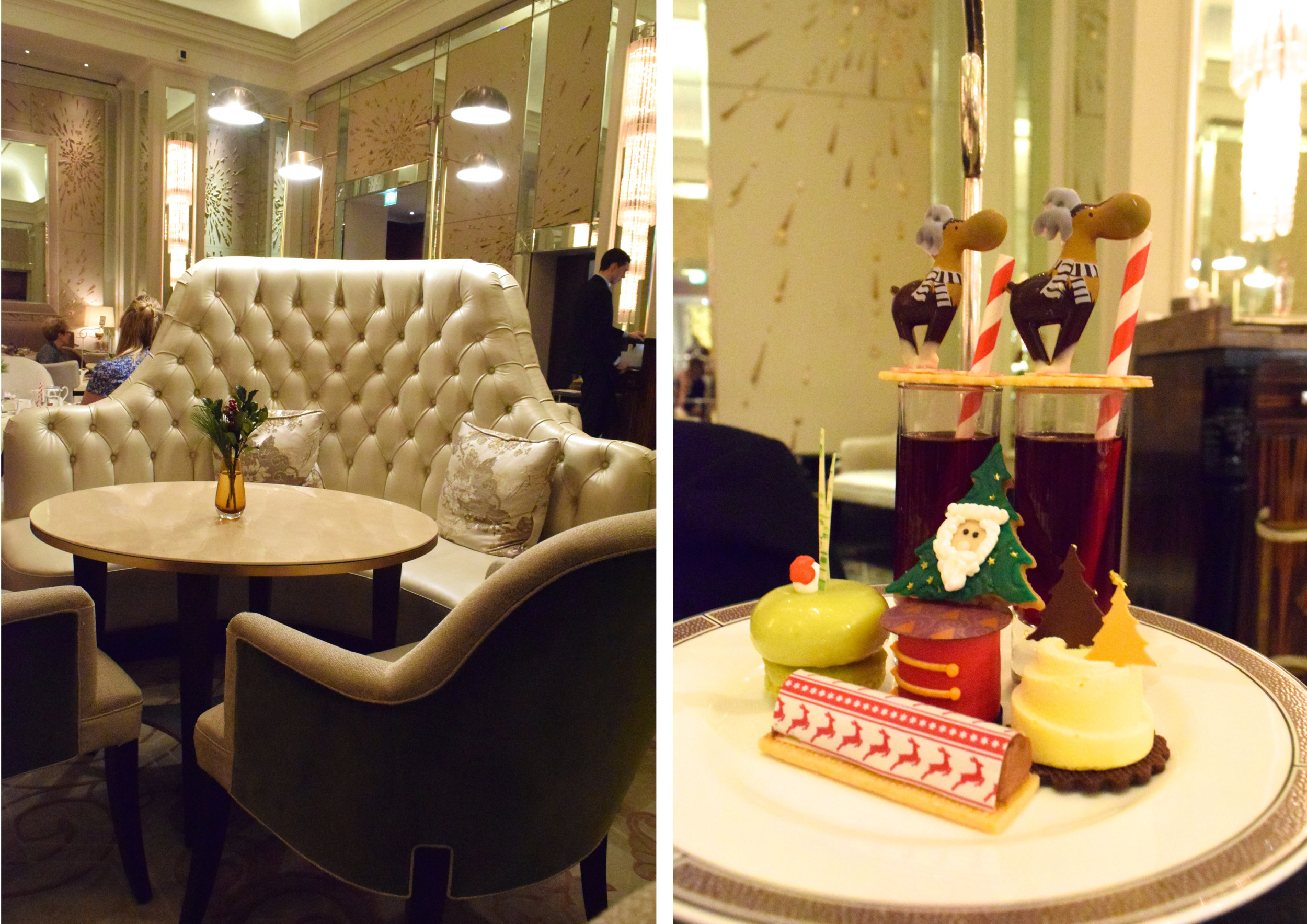 The Langham Festive Afternoon Tea London