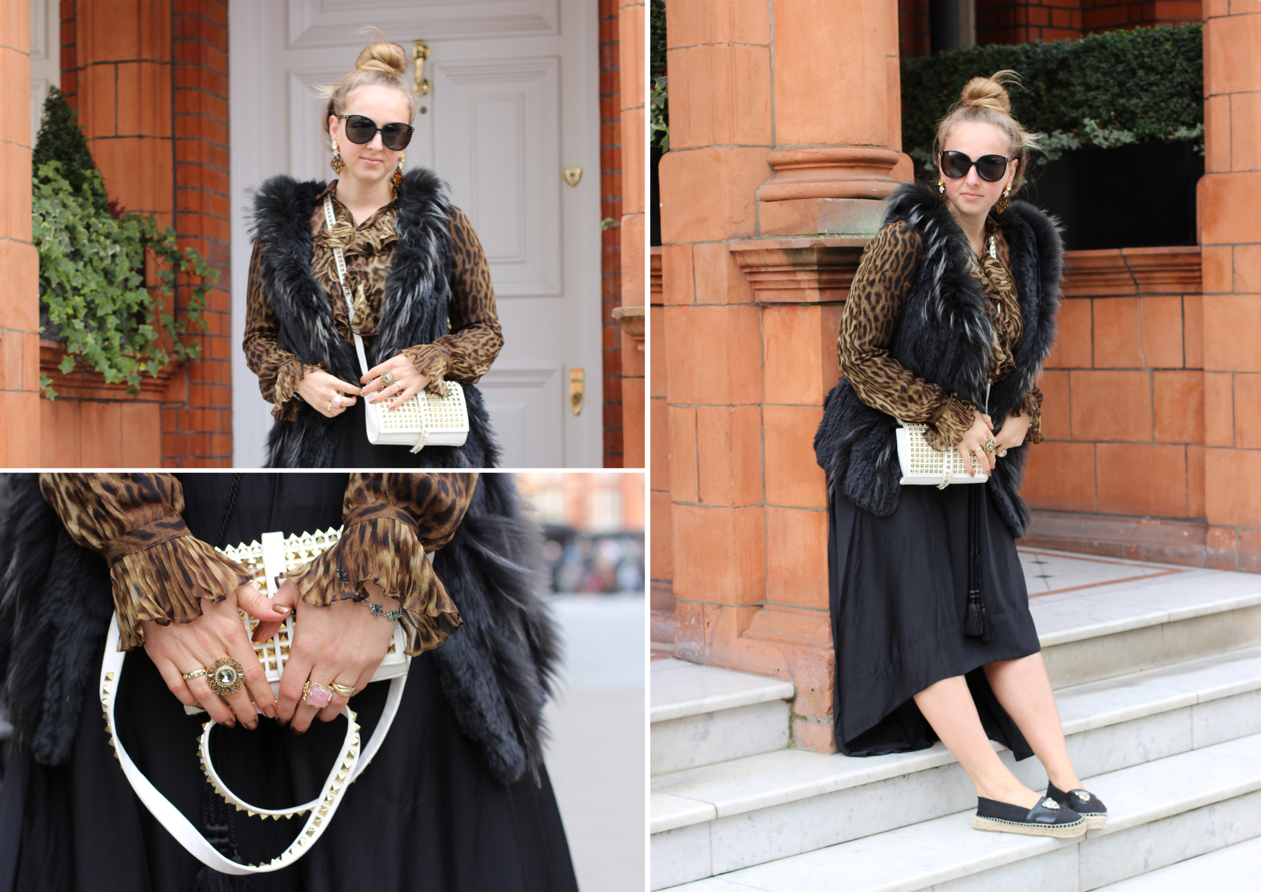 Vanessa Fur Leo Outfit 2