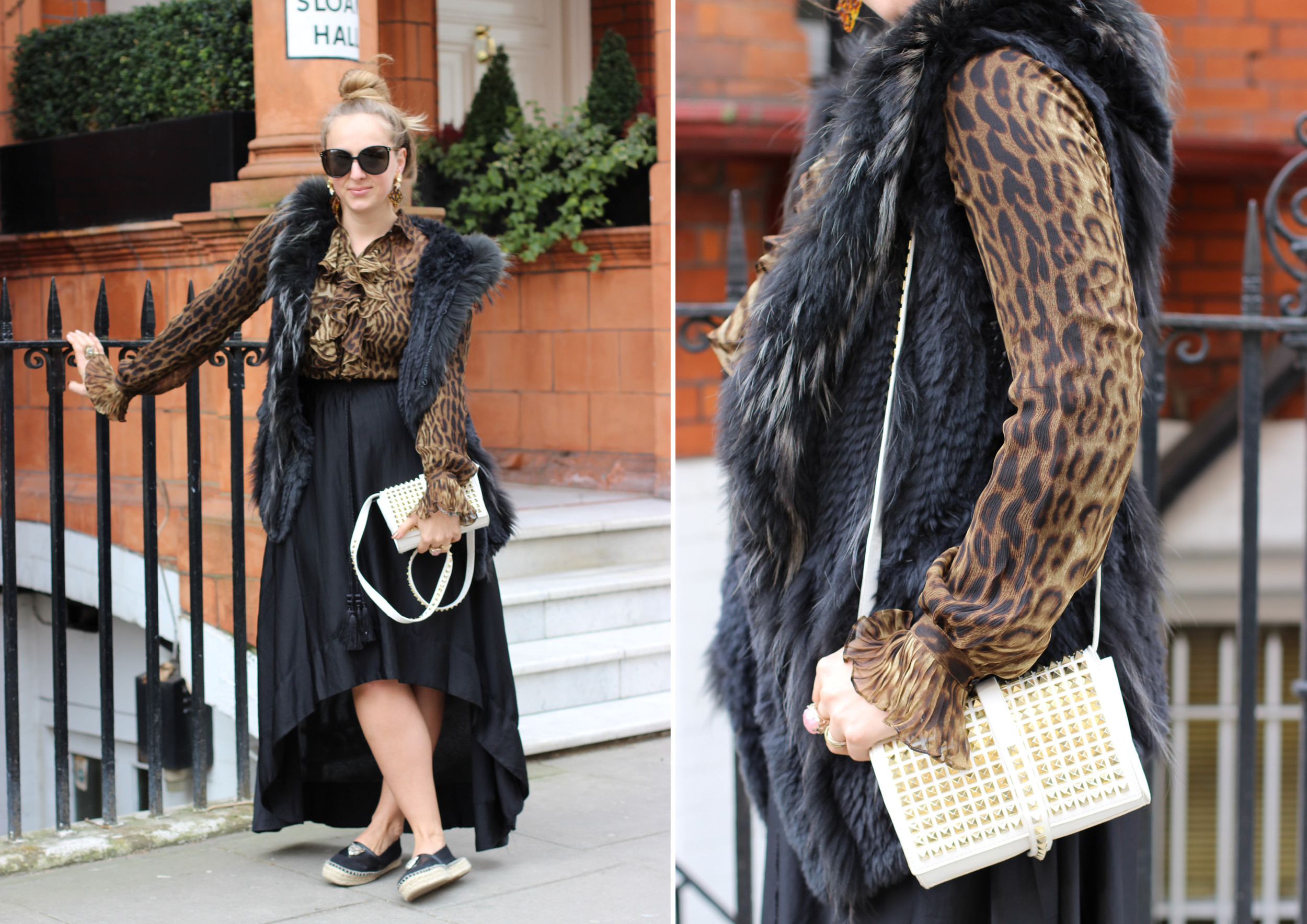 Vanessa Fur Leo Outfit 4