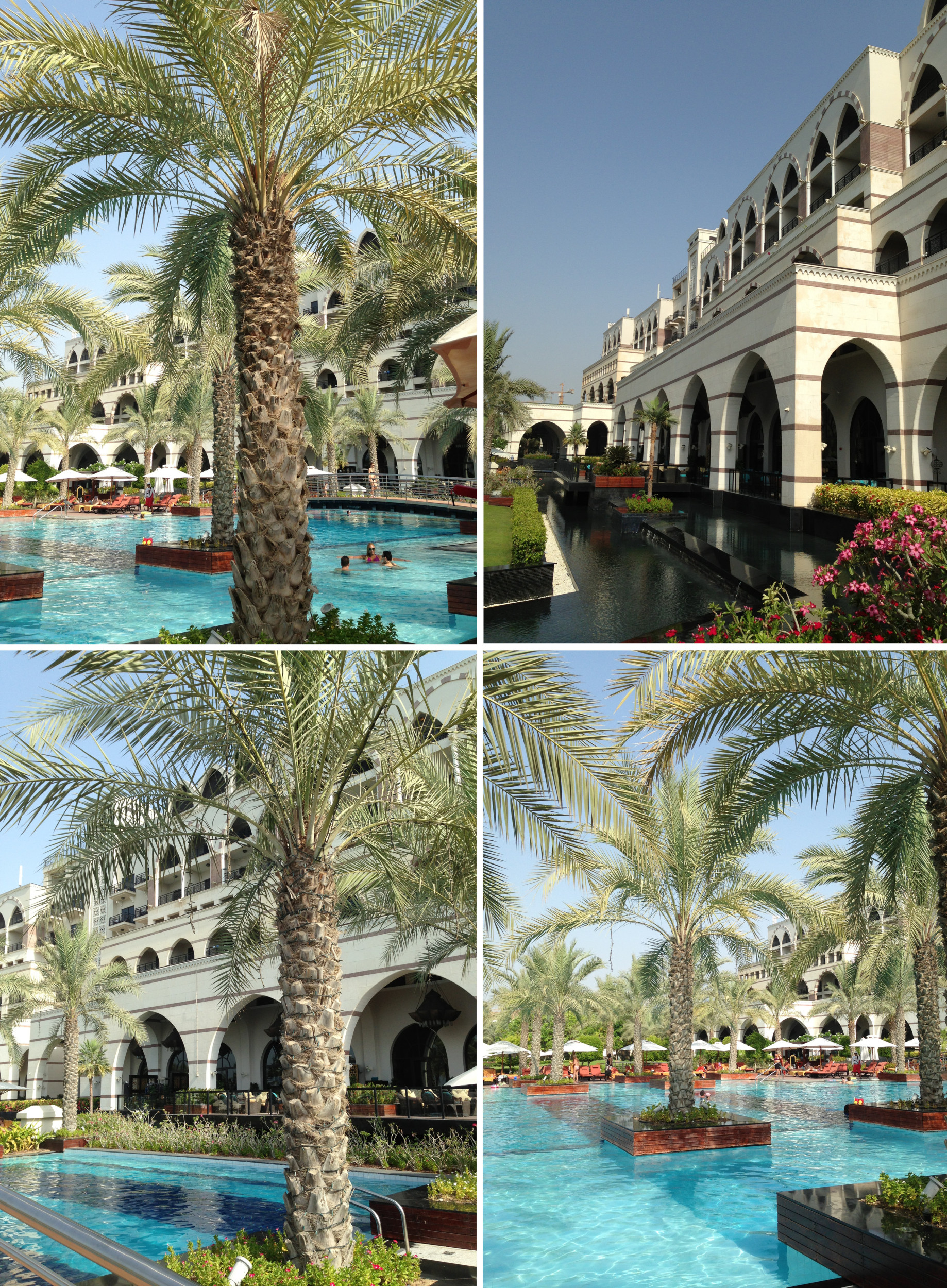 Zabeel Saray Pool Dubai