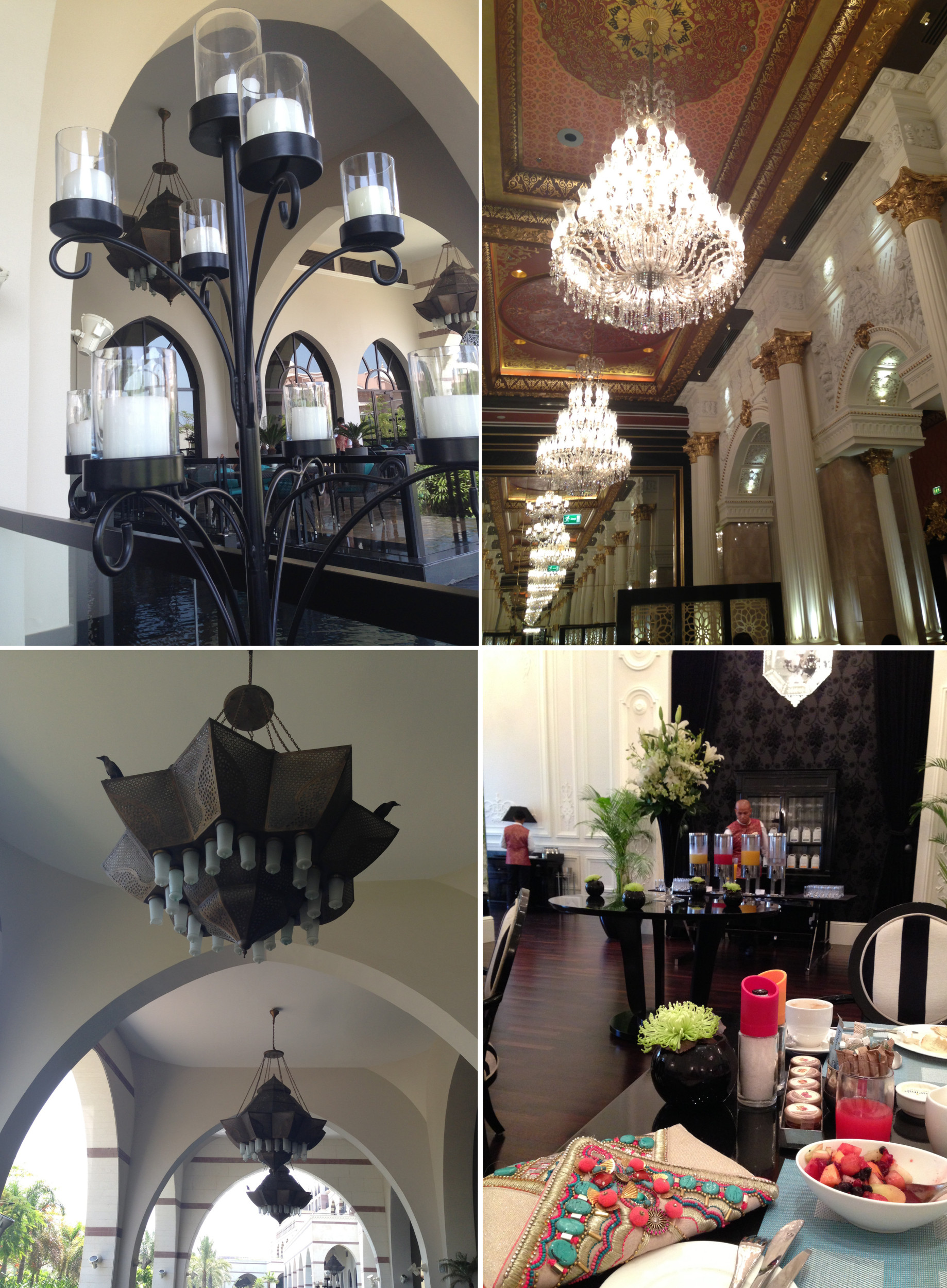 Zabeel Saray Restaurants 1 Dubai
